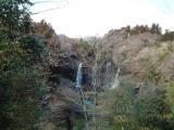 白糸の滝全景