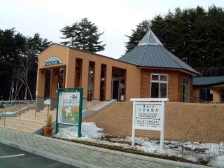 道の駅小淵沢